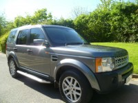 LAND ROVER DISCOVERY 2.7 3 TDV6 XS 5DR Automatic