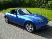 MAZDA MX-5 1.8 I 2DR Manual