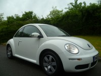 VOLKSWAGEN BEETLE 1.6 LUNA 8V 3DR Manual