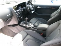 AUDI A5 2.0 TDI QUATTRO S LINE BLACK EDITION 2DR Manual