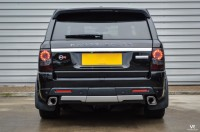 2012 (62) LAND ROVER RANGE ROVER SPORT 3.0 SDV6 AUTOBIOGRAPHY SPORT 5DR Automatic