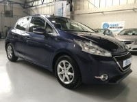 PEUGEOT 208 1.2 ACTIVE 5DR Manual