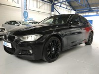 BMW 3 SERIES 3.0 330D XDRIVE M SPORT 4DR Automatic