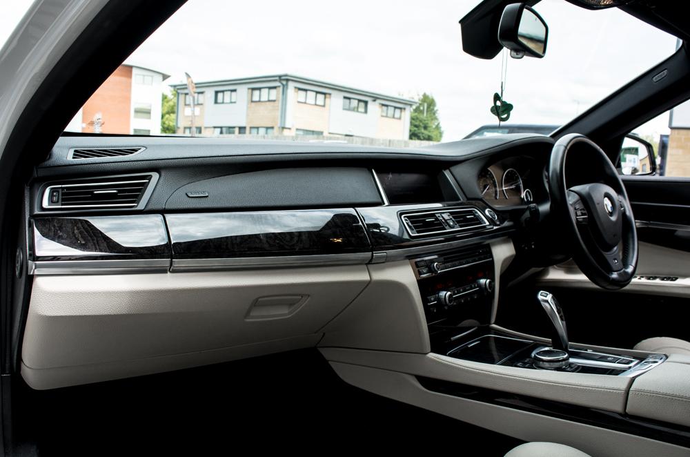 2014 64 BMW 7 SERIES DIESEL Saloon 30 730D M SPORT 4DR Automatic