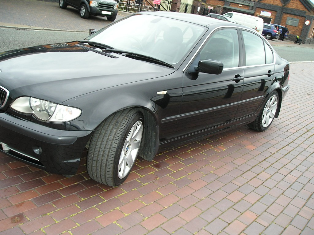 BMW 3 SERIES 3.0 330I SE 4DR Automatic