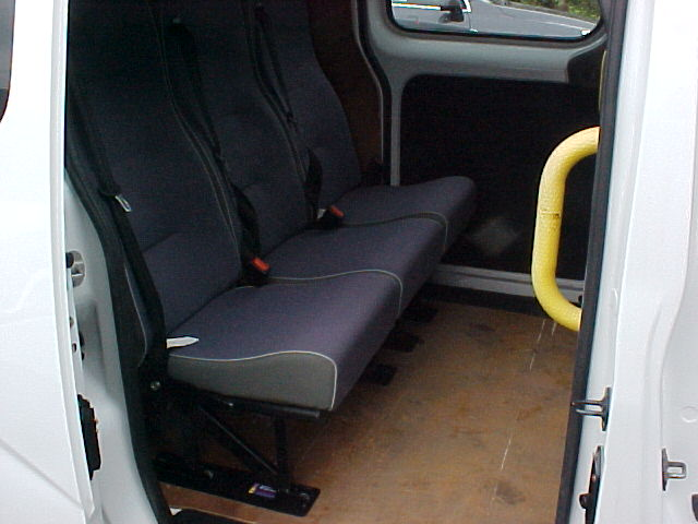 NISSAN NV200 1.5 DCI ACENTA 5 SEATS
