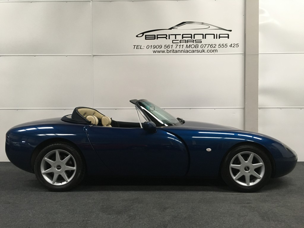 TVR GRIFFITH 5.0 5.0 2DR Manual