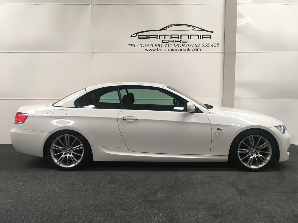 BMW 3 SERIES 2.0 320I M SPORT 2DR Automatic