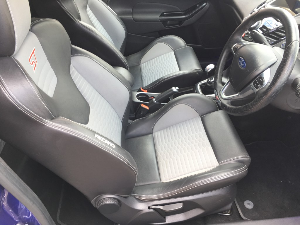 FORD FIESTA 1.6 ST-3 3DR Manual