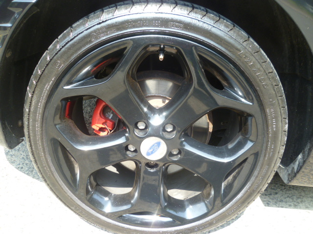 FORD FOCUS 2.5 ST-2 5DR Manual