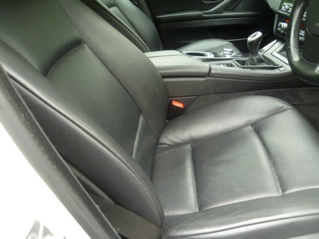 BMW 5 SERIES 2.0 520D SE 4DR Manual
