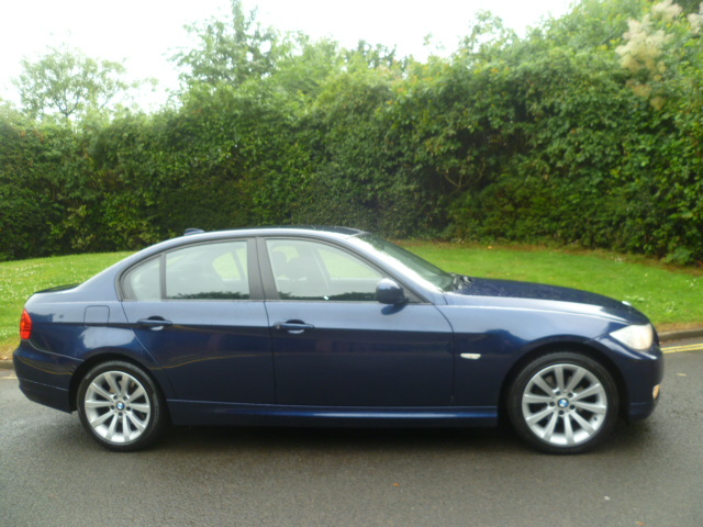 BMW 3 SERIES 2.0 318D SE 4DR Manual