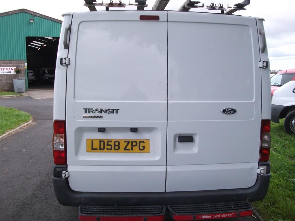 FORD TRANSIT DIESEL Panel Van 2.2 300 LR Manual