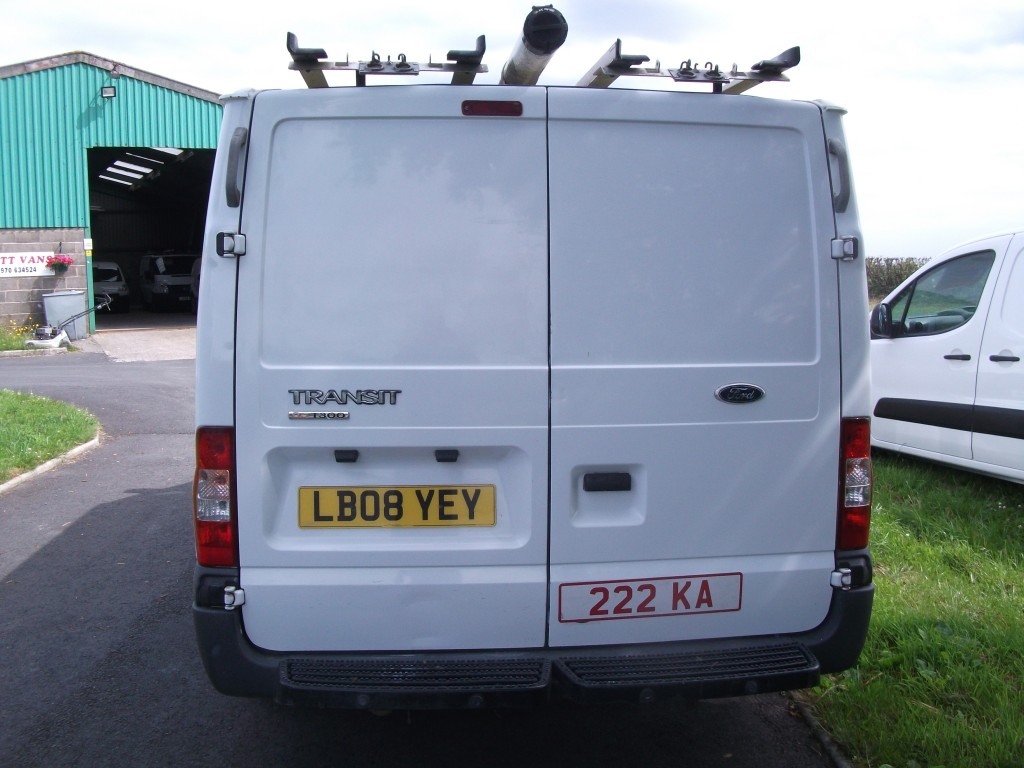 FORD TRANSIT DIESEL Panel Van 2.2 300 LR Manual