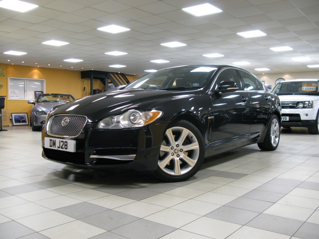 JAGUAR XF 3.0 V6 LUXURY 4DR Automatic