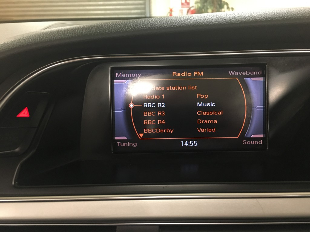AUDI A5 2.0 TDI S LINE 2DR Manual