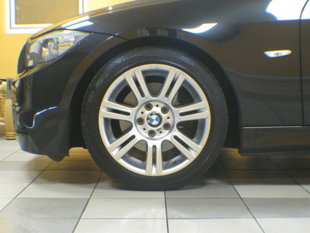BMW 3 SERIES 2.0 320D M SPORT TOURING 5DR Manual