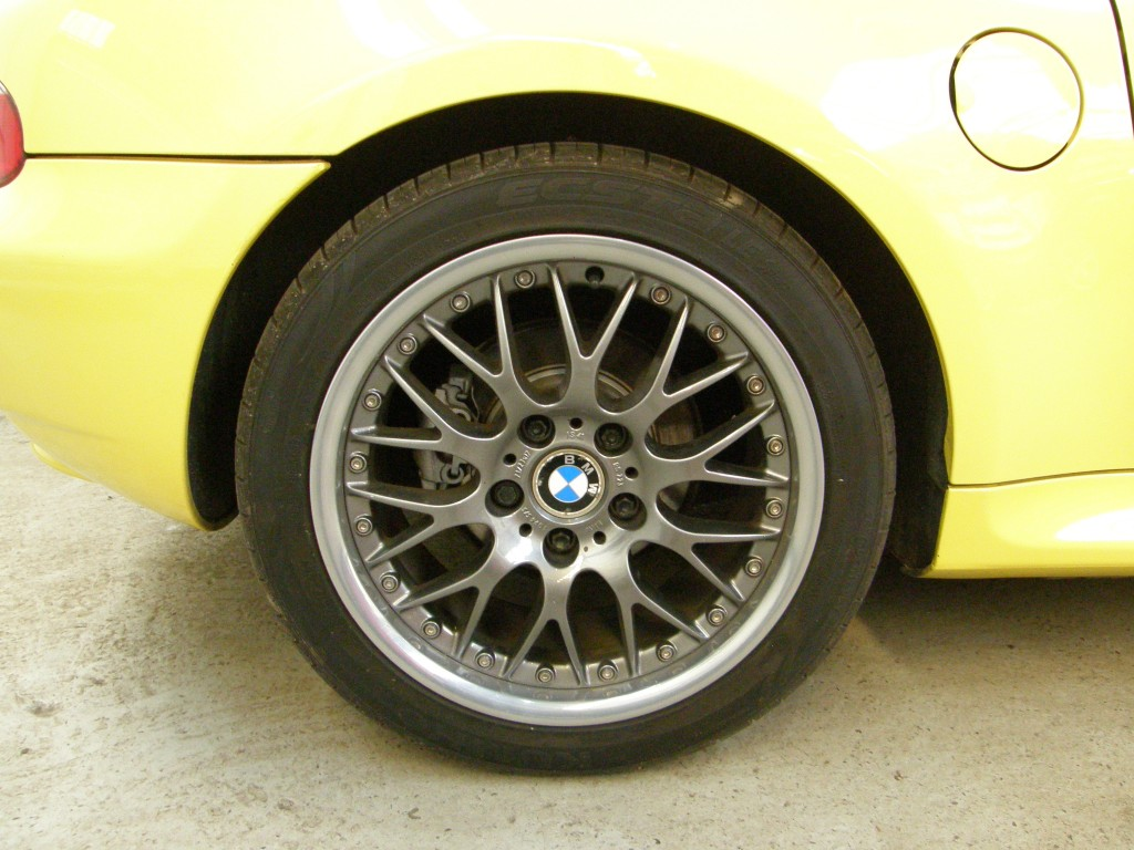 BMW Z SERIES 2.2 Z3 SPORT ROADSTER 2DR Manual