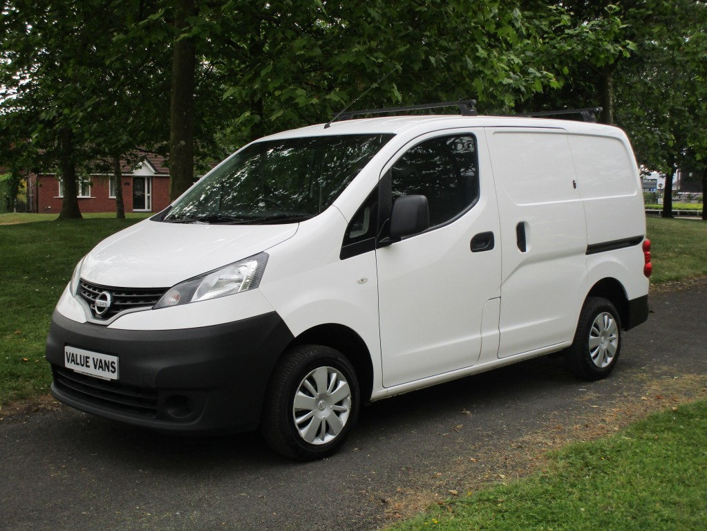 NISSAN NV200 1.5 DCI  (MOT MARCH 2019) FSH