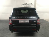 LAND ROVER RANGE ROVER SPORT 3.0 SDV6 HSE RED 5DR Automatic