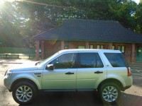 LAND ROVER FREELANDER 2.2 TD4 S 5DR Manual