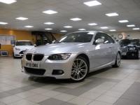 BMW 3 SERIES 2.0 320D M SPORT 2DR Manual