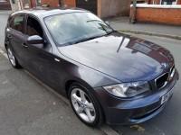BMW 1 SERIES 2.0 118D EDITION ES 5DR Manual