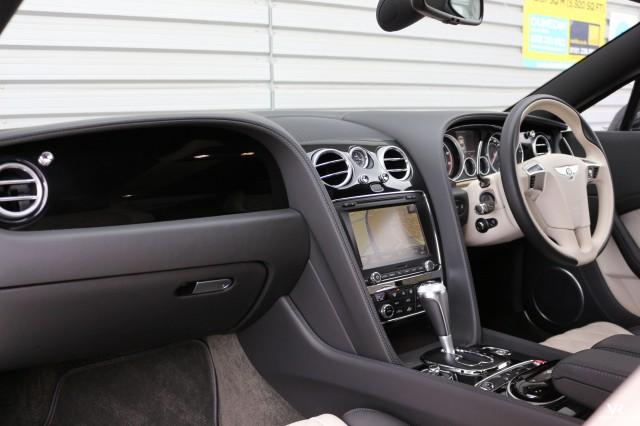 2015 (65) BENTLEY CONTINENTAL 4.0 GT V8 S 2DR Automatic | <em>7,220 miles