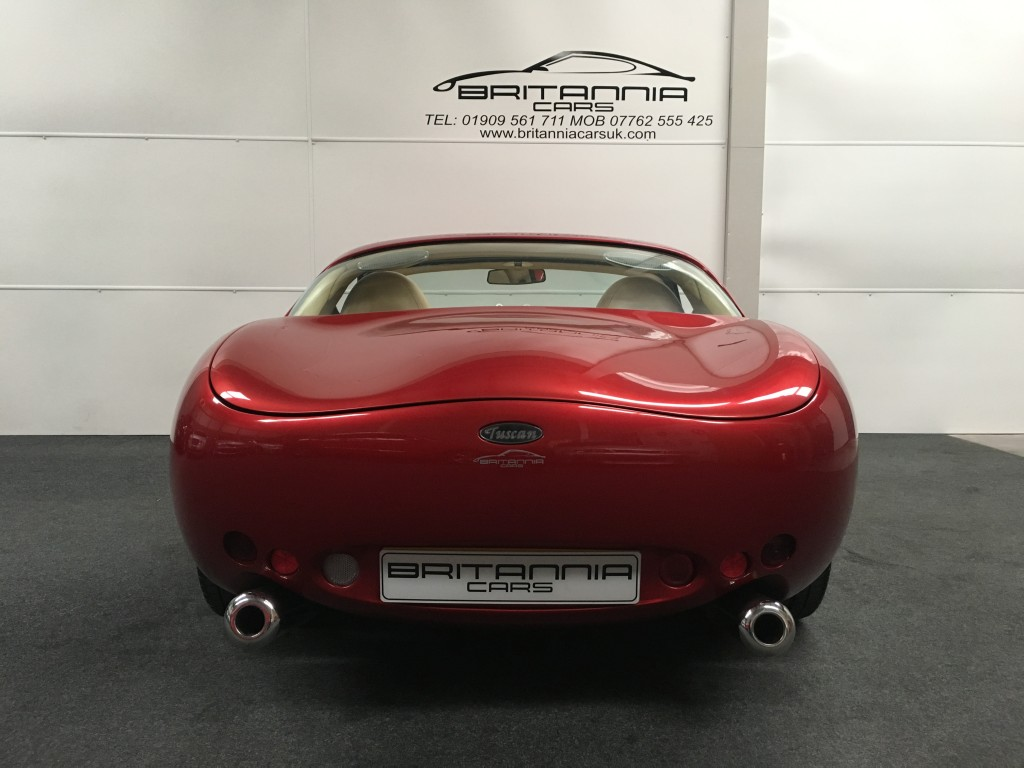 TVR TUSCAN 4.0 4.0 2DR Manual