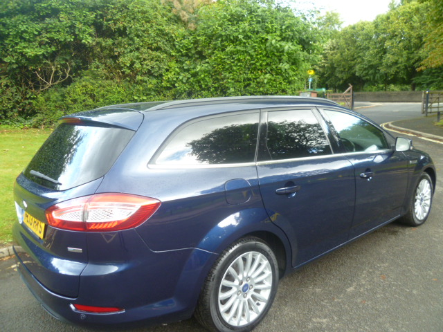 FORD MONDEO 1.6 ZETEC BUSINESS EDITION TDCI 5DR Manual