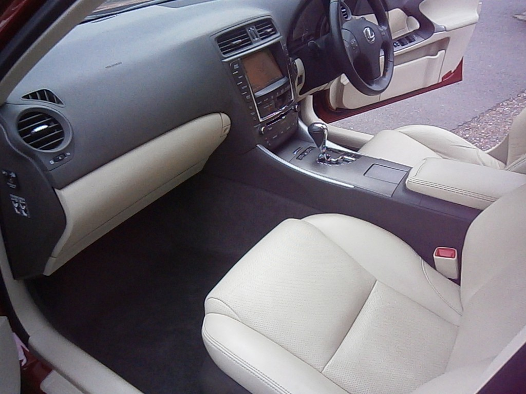 LEXUS IS 2.5 250 SE-I 4DR Automatic