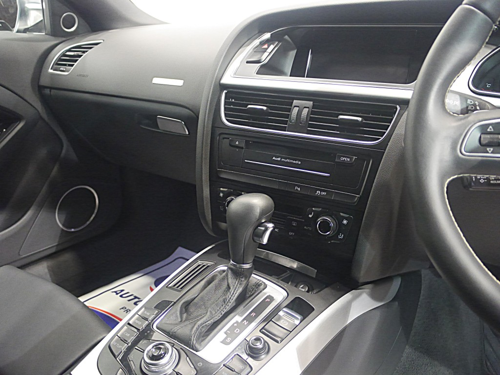 AUDI A5 4.2 S5 FSI QUATTRO 2DR Semi Automatic
