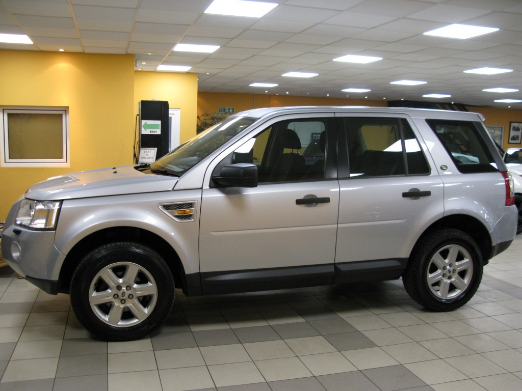 LAND ROVER FREELANDER 2.2 TD4 GS 5DR Manual