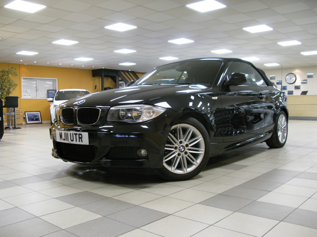 BMW 1 SERIES 2.0 118D M SPORT 2DR Manual