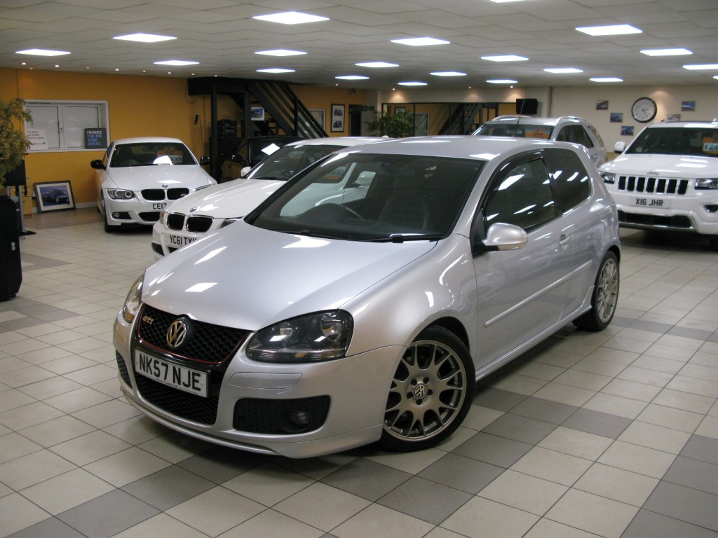 VOLKSWAGEN GOLF 2.0 GTI EDITION 30 3DR Manual
