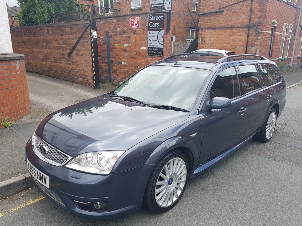 FORD MONDEO 2.2 ST TDCI 5DR Estate Manual ...