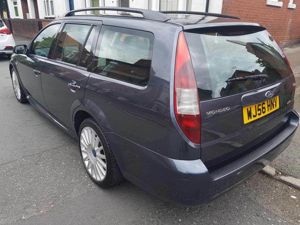 ... FORD MONDEO 2.2 ST TDCI 5DR Estate Manual ...
