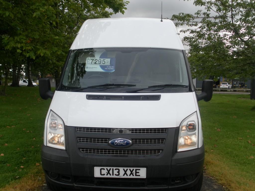 d71056f218 FORD TRANSIT 125 T350 LWB (12 MONTHS MOT) FSH For Sale in Wigan ...