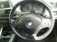 BMW 1 SERIES 2.0 118D SE 5DR Manual
