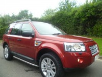 LAND ROVER FREELANDER 2.2 TD4 HSE 5DR Manual