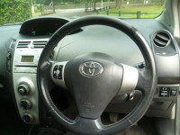 TOYOTA YARIS 1.3 L ZINC 5DR Manual