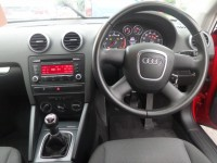 AUDI A3 1.6 SPORTBACK MPI TECHNIK 5DR Manual