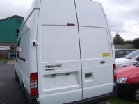FORD TRANSIT 2.4 350 H/R Manual