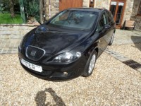 SEAT LEON 1.9 STYLANCE TDI 1.9 diesel 5 door hatch 2007 fsh 1 pre owner from new valeted serviced hpi clear