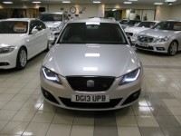 SEAT EXEO 2.0 CR TDI SPORT TECH 5DR Manual