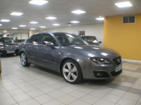 SEAT EXEO 2.0 CR TDI SPORT TECH 4DR Manual