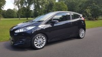 FORD FIESTA 1.0 ZETEC S 3DR Manual