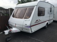 SWIFT Charisma 230 With mover!