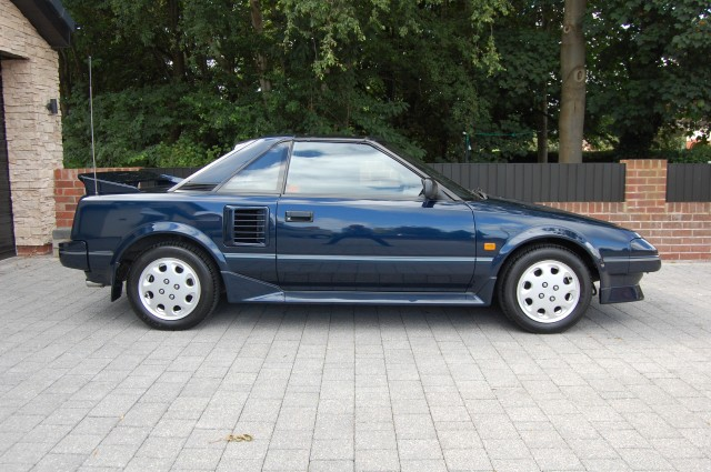 TOYOTA MR2 1.6 T-BAR 2DR
