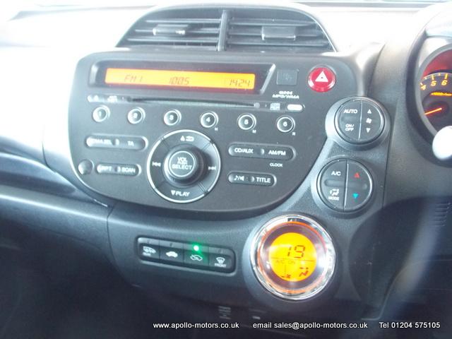 HONDA JAZZ 1.3 I-VTEC EXL 5DR CVT